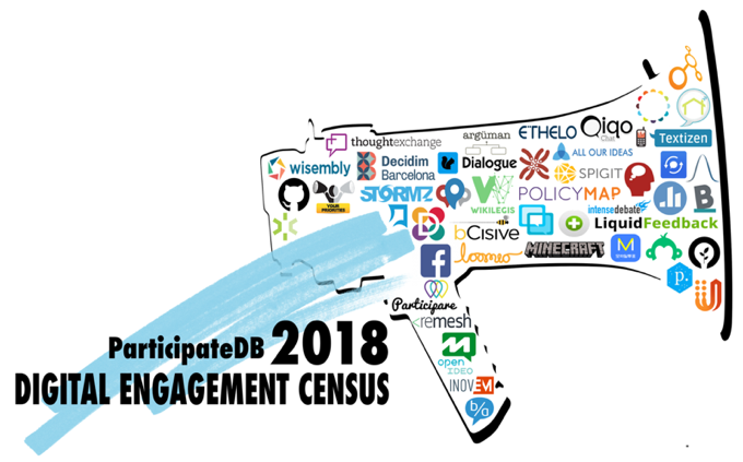 ParticipateDB 2018 Digital Engagement Census